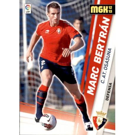 Marc Bertrán Osasuna 237 Megacracks 2012-13