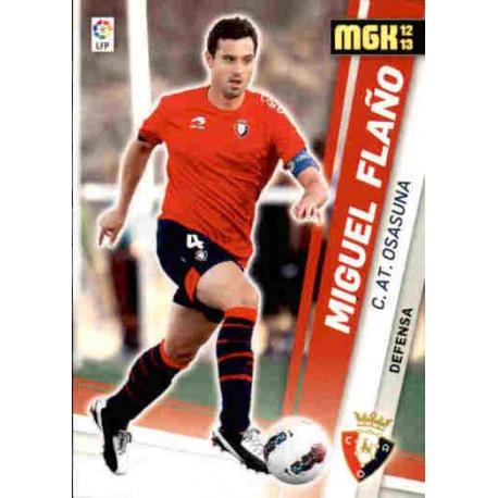 Miguel Flaño Osasuna 239 Megacracks 2012-13