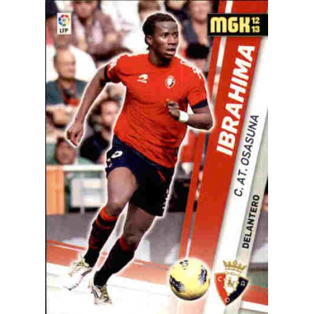 Ibrahima Osasuna 251 Megacracks 2012-13