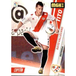 Tito Rayo Vallecano 255 Megacracks 2012-13