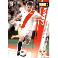 Labaka Rayo Vallecano 256 Megacracks 2012-13