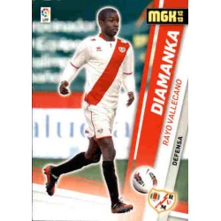 Diamanka Rayo Vallecano 257 Megacracks 2012-13