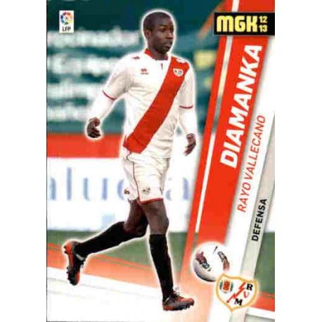 Diamanka Rayo Vallecano 257 Megacracks 2012-13