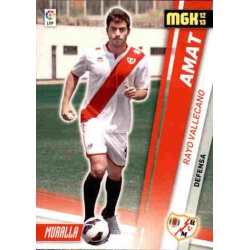 Amat Rayo Vallecano 259 Megacracks 2012-13