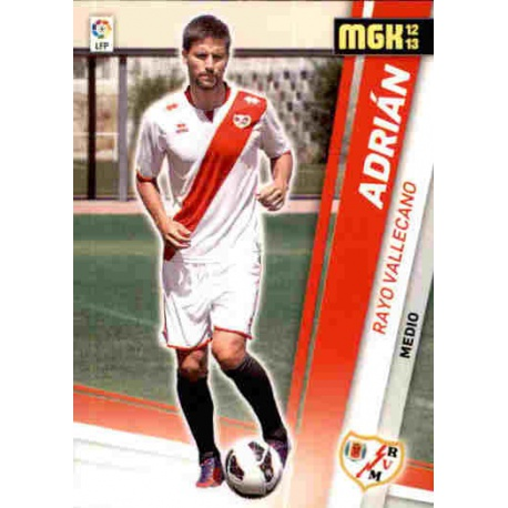 Adrián Rayo Vallecano 262 Megacracks 2012-13