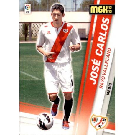 José Carlos Rayo Vallecano 265 Megacracks 2012-13