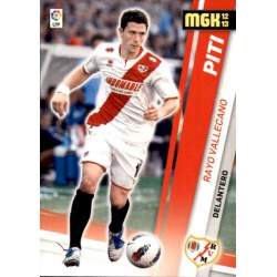 Piti Rayo Vallecano 267 Megacracks 2012-13