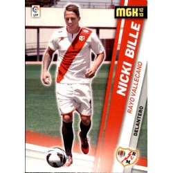 Nicki Bille Rayo Vallecano 269 Megacracks 2012-13