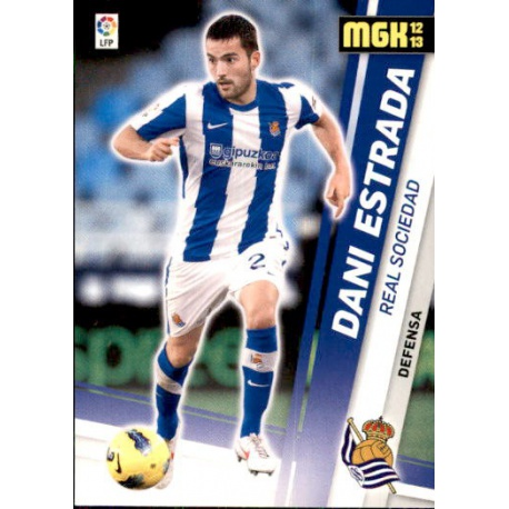 Dani Estrada Real Sociedad 273 Megacracks 2012-13