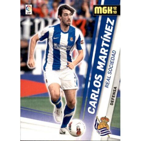 Carlos Martínez Real Sociedad 274 Megacracks 2012-13