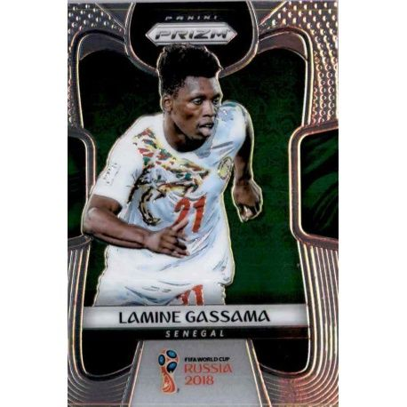 Lamine Gassama Senegal 279 Prizm World Cup 2018