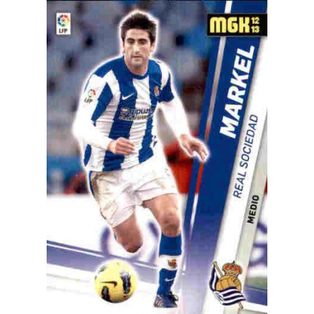 Markel Real Sociedad 281 Megacracks 2012-13