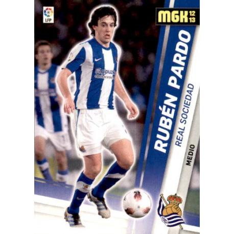 Rubén Pardo Real Sociedad 282 Megacracks 2012-13