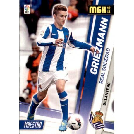 Griezmann Real Sociedad 286 Megacracks 2012-13