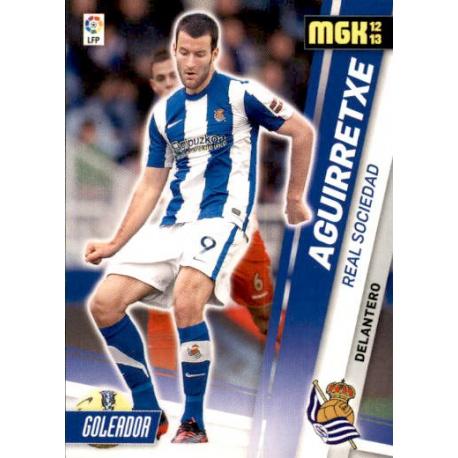 Aguirretxe Real Sociedad 287 Megacracks 2012-13