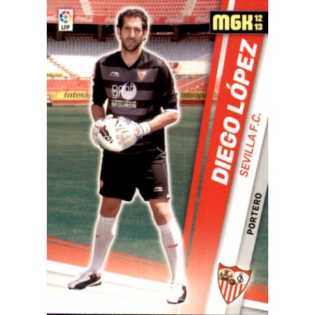 Diego López Sevilla 290 Megacracks 2012-13