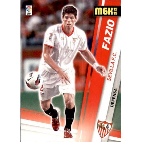 Fazio Sevilla 292 Megacracks 2012-13