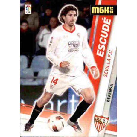 Escudé Sevilla 293 Megacracks 2012-13