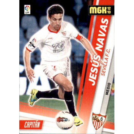 Jesús Navas Sevilla 301 Megacracks 2012-13