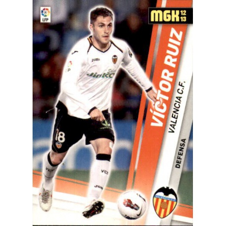 Víctor Ruiz Valencia 312 Megacracks 2012-13