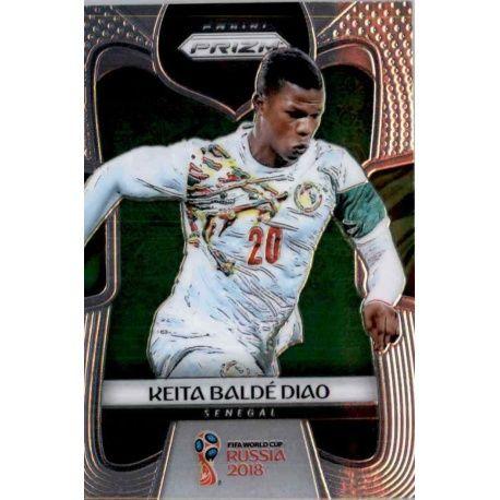 Keita Balde Diao Senegal 283 Prizm World Cup 2018