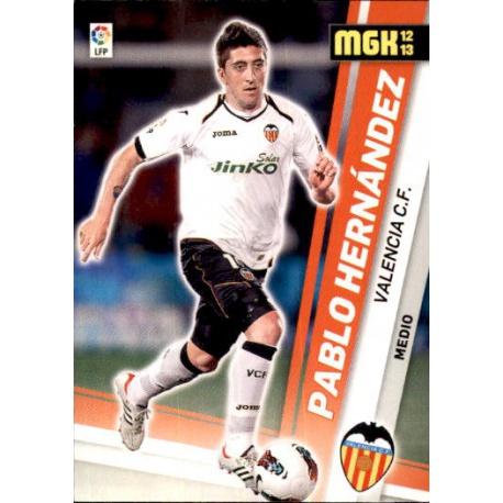 Pablo Hernández Valencia 321 Megacracks 2012-13