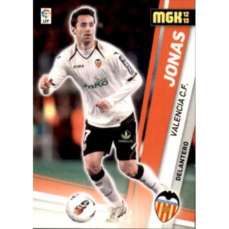 Jonas Valencia 322 Megacracks 2012-13