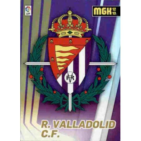 Emblem Valladolid 325 Megacracks 2012-13