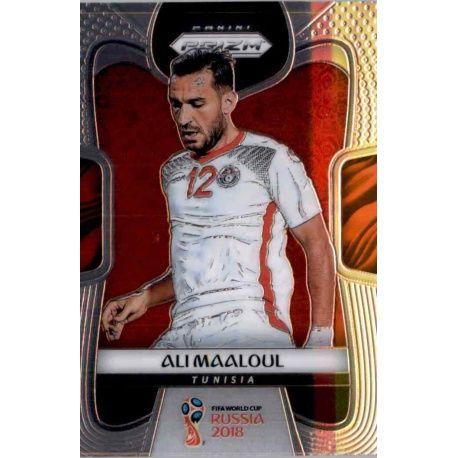Ali Maaloul Tunisia 284 Prizm World Cup 2018