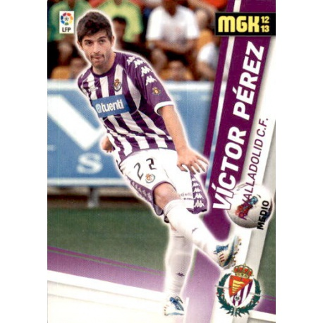 Víctor Pérez Valladolid 335 Megacracks 2012-13