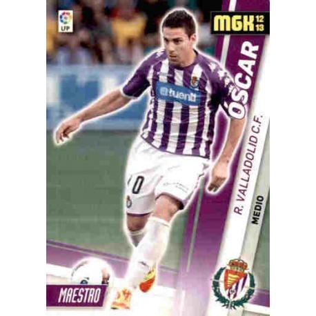 Óscar Valladolid 337 Megacracks 2012-13