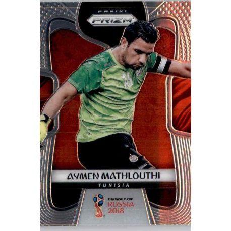 Aymen Mathlouthi Tunisia 285 Prizm World Cup 2018