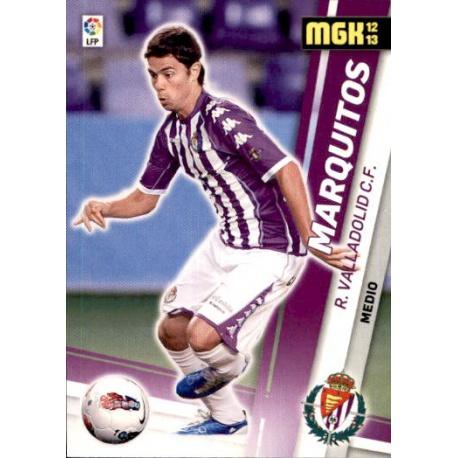 Marquitos Valladolid 339 Megacracks 2012-13