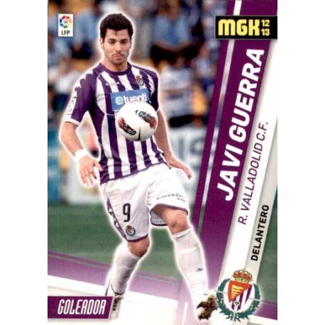 Javi Guerra Valladolid 341 Megacracks 2012-13