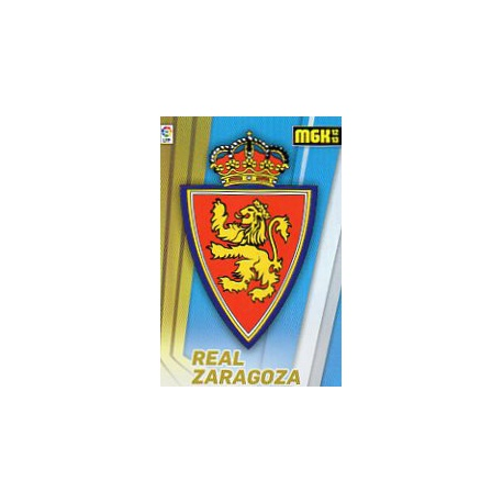 Emblem Zaragoza 343 Megacracks 2012-13