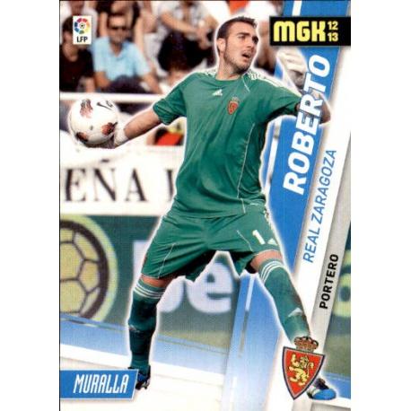 Roberto Zaragoza 344 Megacracks 2012-13