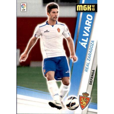 Álvaro Zaragoza 347 Megacracks 2012-13