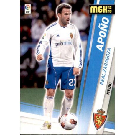 Apoño Zaragoza 354 Megacracks 2012-13