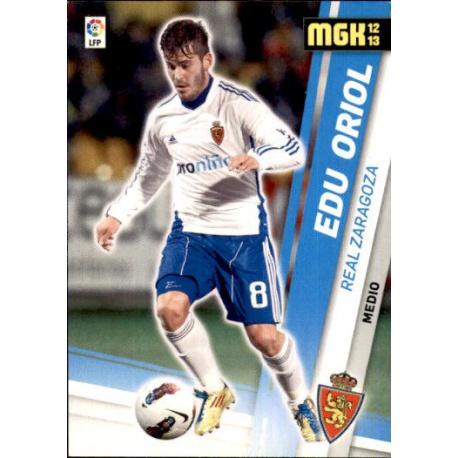 Edu Oriol Zaragoza 356 Megacracks 2012-13