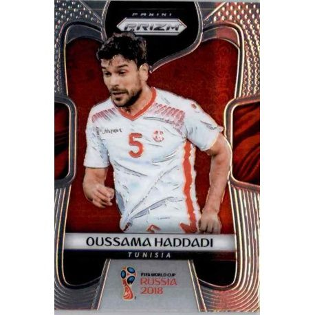 Oussama Haddadi Tunisia 287 Prizm World Cup 2018
