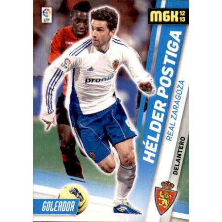 Hélder Postiga Zaragoza 359 Megacracks 2012-13
