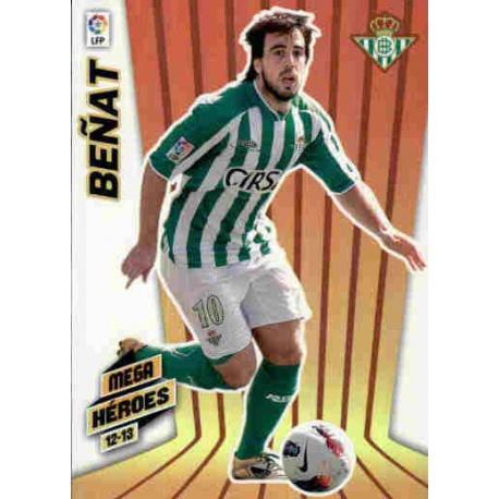 Beñat Mega Héroes Betis 363 Megacracks 2012-13