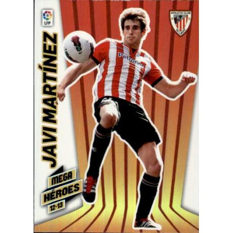 Javi Martínez Mega Héroes Athletic Club 371 Megacracks 2012-13