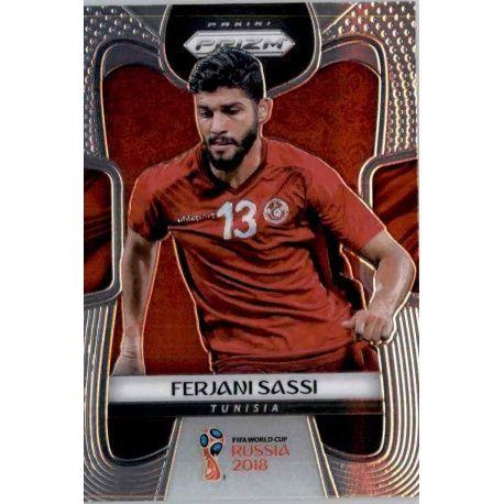 Ferjani Sassi Tunisia 288 Prizm World Cup 2018