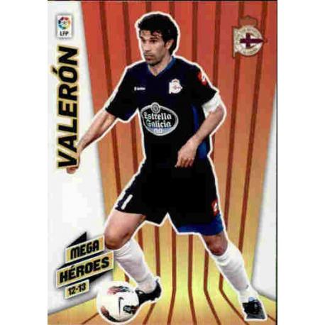 Valerón Mega Héroes Deportivo 383 Megacracks 2012-13