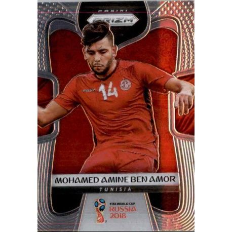 Mohamed Amine Ben Tunisia 289 Prizm World Cup 2018