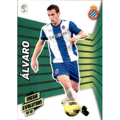 Álvaro Mega Evolution Espanyol 388 Megacracks 2012-13