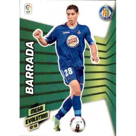 Barrada Mega Evolution Getafe 390 Megacracks 2012-13