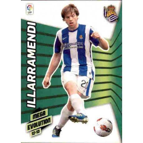 Illarramendi Mega Evolution Real Sociedad 395 Megacracks 2012-13