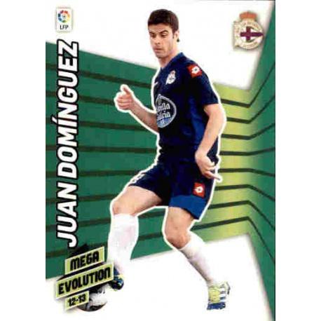 Juan Domínguez Mega Evolution Deportivo 399 Megacracks 2012-13